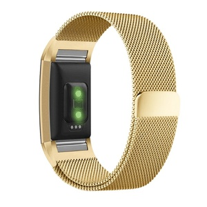 Milanese Loop Stainless Steel  FITBIT band