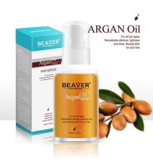 Moroccan Argan Oil Hair Serum från Beaver